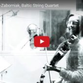 Karolina Gorgol-Zaborniak, Baltic String Quartet